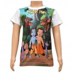 Sublimation T - Shirt - Multicolor