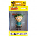 Dholu-Bholu Action Figure Toy