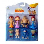 Action Figure Toys - 8-in-1 Pack