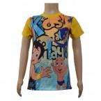 Boys Sublimation T Shirts