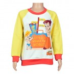 Chhota Bheem - Sweat Shirt - Yellow & White