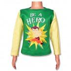 Chhota Bheem - Full Sleeve T Shirt - Bright Green