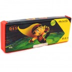 Pencil Box - Red - (1171)