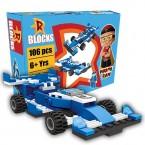 R BLOCKS - Racing Car