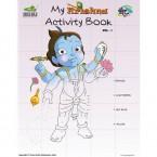 Krishna Activity Book