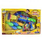 Soft Bullet Gun - Chhota Bheem