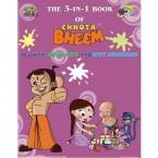The 3 in 1 Book of Chhota Bheem