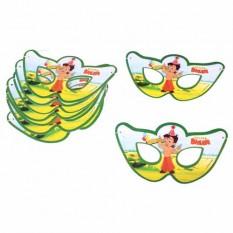 Chhota Bheem Eye Mask Yellow & Green