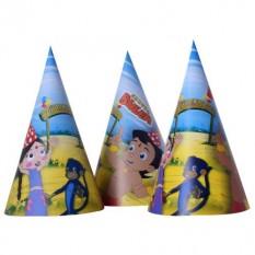 Chhota Bheem Paper Hats
