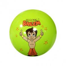 Chhota Bheem Decal Ball - Green