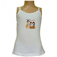 Chhota Bheem and friends girls vest - Shop now