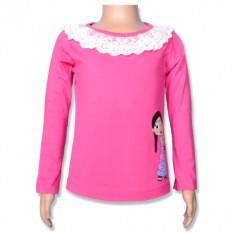 Chutki- Full Sleeve Top - Azlalea Pink