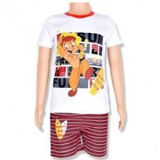 Chhota Bheem T shirt & Knitted Aop
