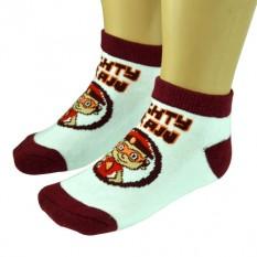 mighty-raju-maroon-sock
