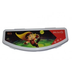 Migthy Raju Rio - Pencil Box - White - (0785)