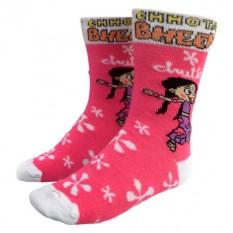 Pink - Chutki Socks
