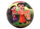 Chhota Bheem and Chutki Decal Ball