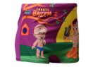 Chhota Bheem Boys SwimShorts - Pink & Green