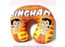 New Chhota Bheem U shape Micro Bead Cushion