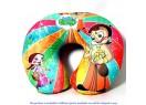Chhota Bheem U shape Micro Bead Cushion