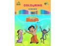 Coloring Book - Chhota Bheem