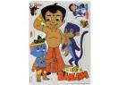 Chhota Bheem A4 Foam Stickers-1