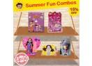 Chutki Pink Summer Combo